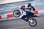 Moto Stunter by Kirchos
