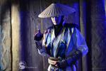 Mortal Kombat - Raiden by Kirchos