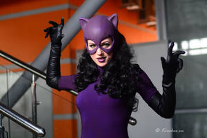 DC Cosplay - Cat Woman by Kirchos