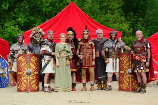 HistoryFest - Roman Warrior