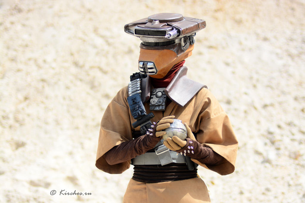 Starwars - Princess Leia Boushh Disguise by Kirchos ... & Starwars - Princess Leia Boushh Disguise by Kirchos on DeviantArt