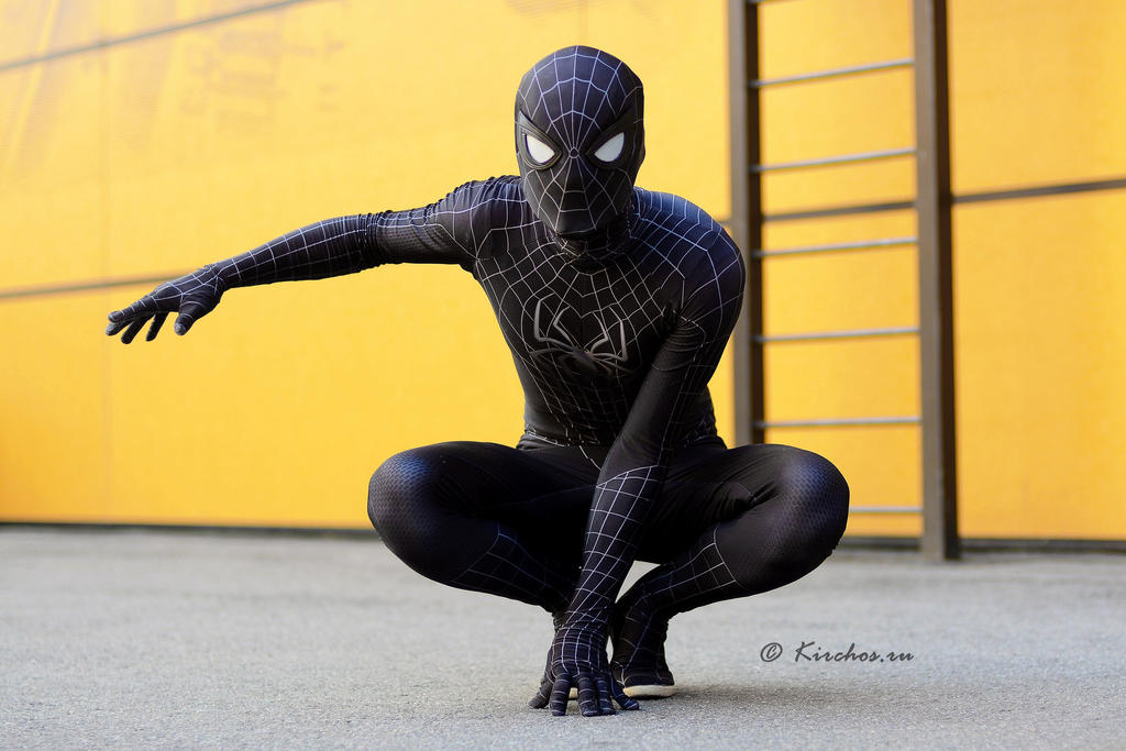 Spider Man from Starcon 2016 Russia by Kirchos
