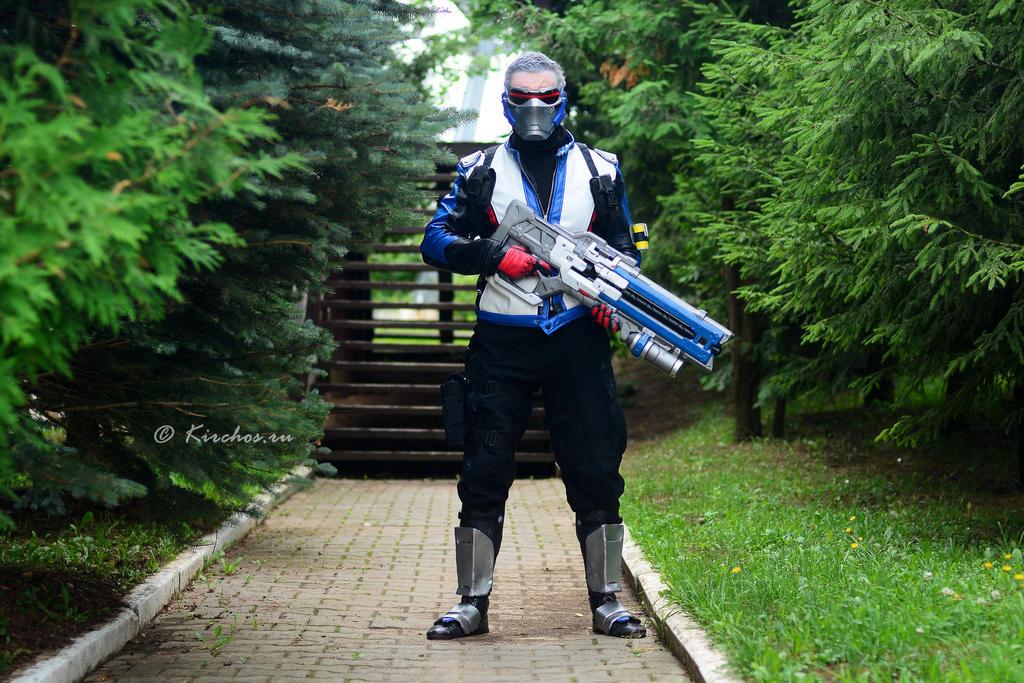 Overwatch - Solder 76 photo.001.005 by Kirchos