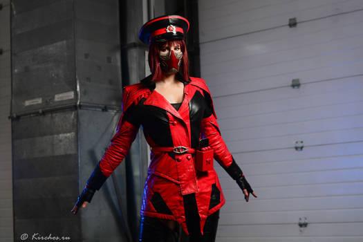 Mortal Kombat - Coldwar Scarlet