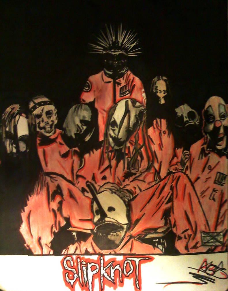 Slipknot album cover by foucake13 on DeviantArt