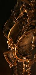 Detail 5-No.6 clock body by ericfreitas
