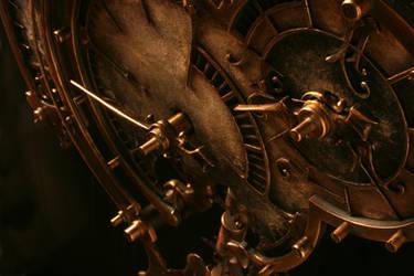 Detail 3-No.6 clock body by ericfreitas