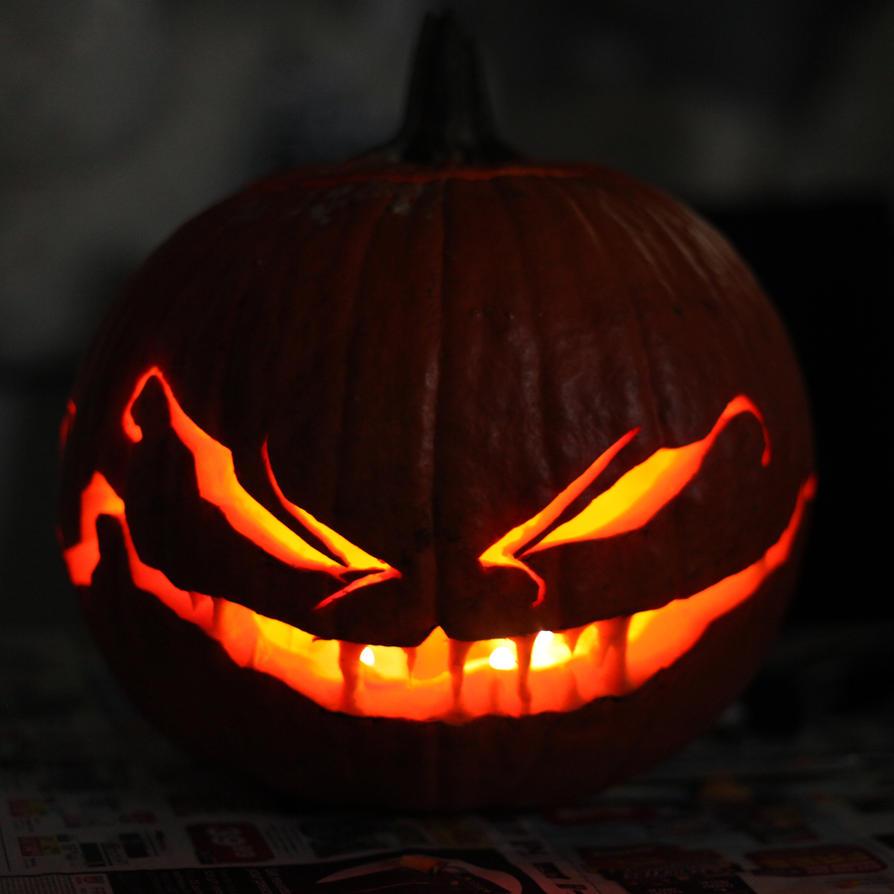 scary jack o lantern face template - jack o lantern 2 by ericfreitas on deviantart