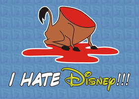 I Hate Disney