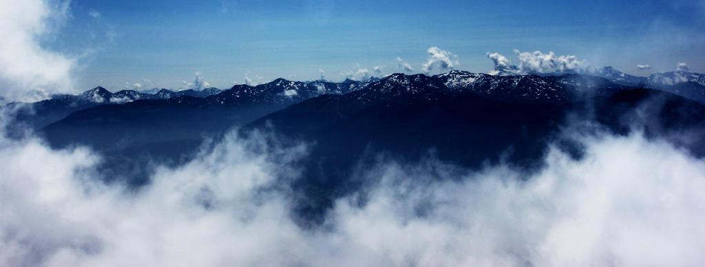 Austrian mountainscape by Shadoisk