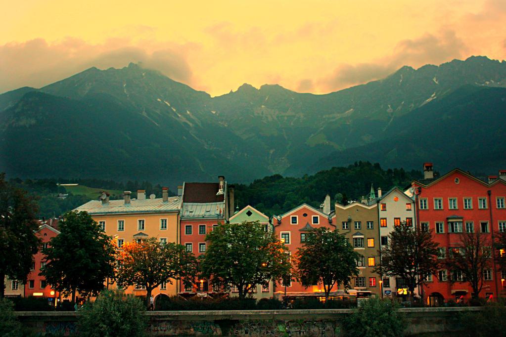 Innsbruck lll by Shadoisk