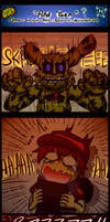[WP1] =FNAF= and then (comic)