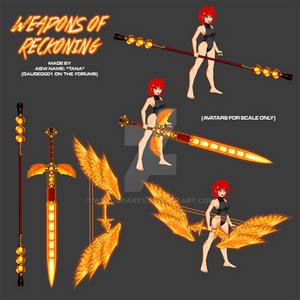 Weapons Of Reckoning