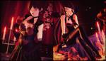 |Happy Halloween| Vampire and Devil