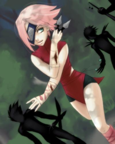 Go Back > Gallery For > Sakura Haruno Evil Fanfiction