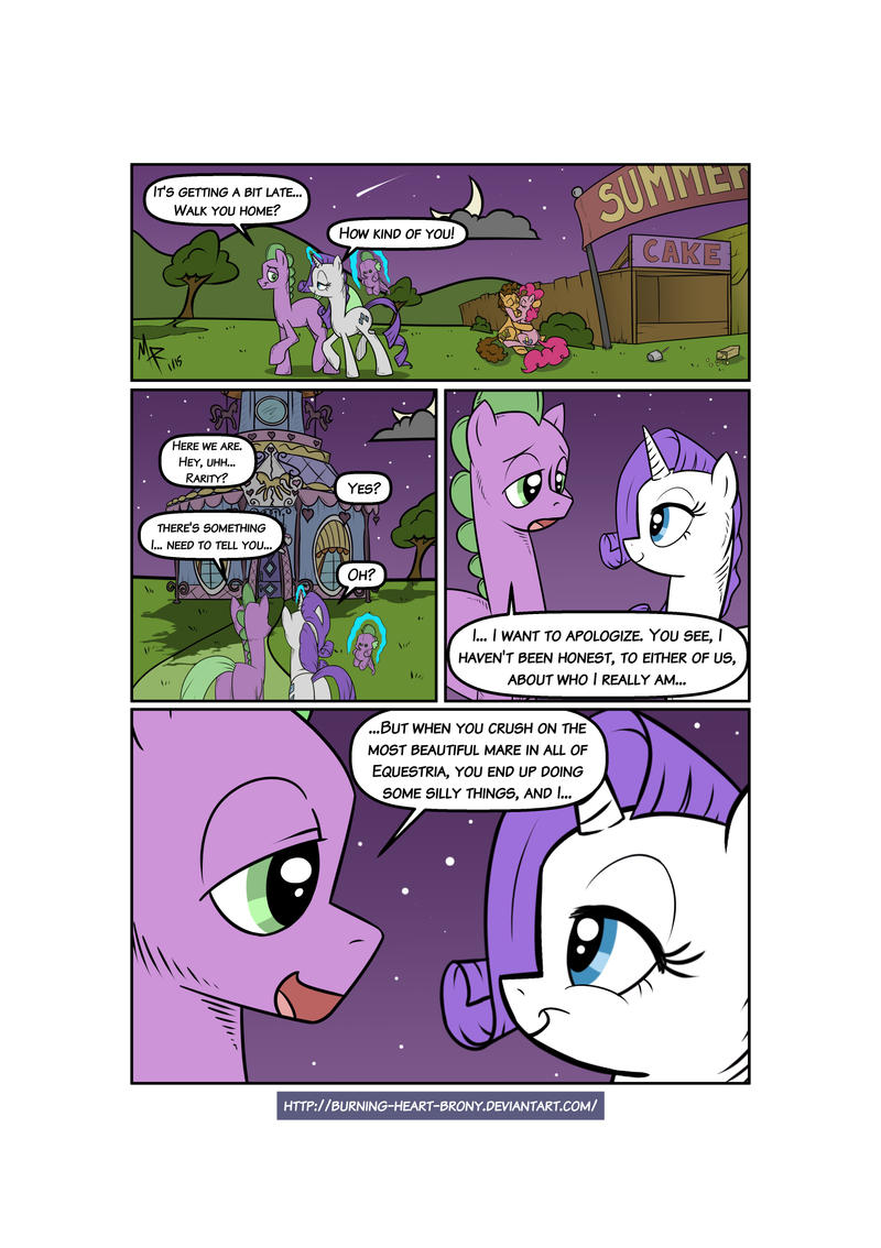 A Change of Heart: P16