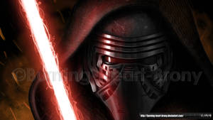 [BHB] - Kylo Ren Star Wars Fan Art