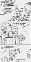 [MLP Quickies] - Special Delivery