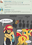 [MLP] - Ask Me: Sunset Shimmer (3)