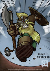 My DnD Character - Flint Fireforge by Burning-Heart-Brony