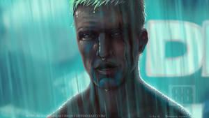 Rutger Hauer Tribute - Tears in Rain