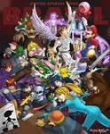 Super Smash Brothers...BRAWL