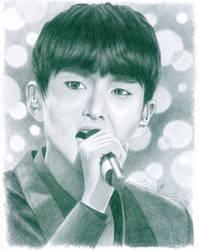 Super Junior Ryeowook by MidnightRamenAttack