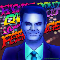 BEN SHAPIRO-Facts don't care about your feelings! by MidnightRamenAttack