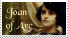 STAMP-Joan of Arc by MidnightRamenAttack