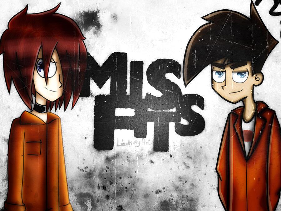 MisFits by LinKeyArt