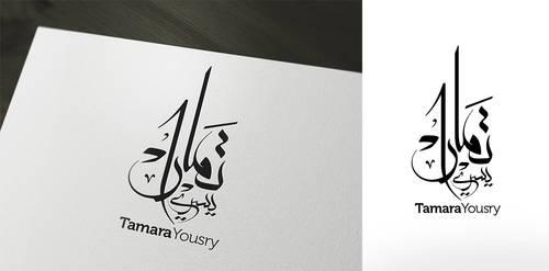 Tamara - Calligraphy