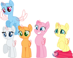 MLP Movie Base(2) - Do not worry, we'll help you!