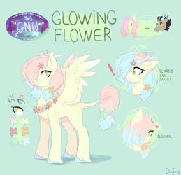 NG: GNH - Glowing Flower