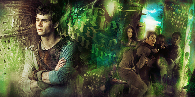 The Maze Runner by janeausten2011
