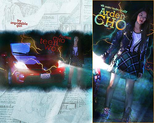 Arden Cho by janeausten2011