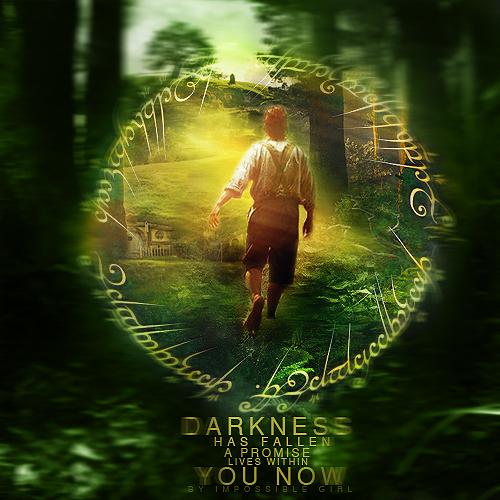 Hobbit by janeausten2011