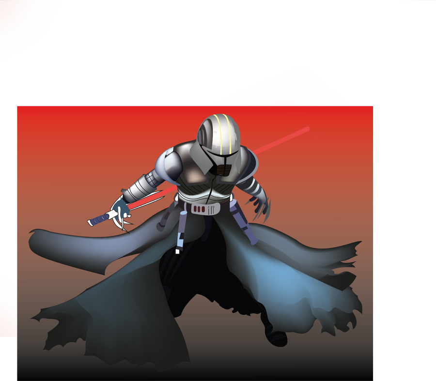 darth star killer by fenixcast