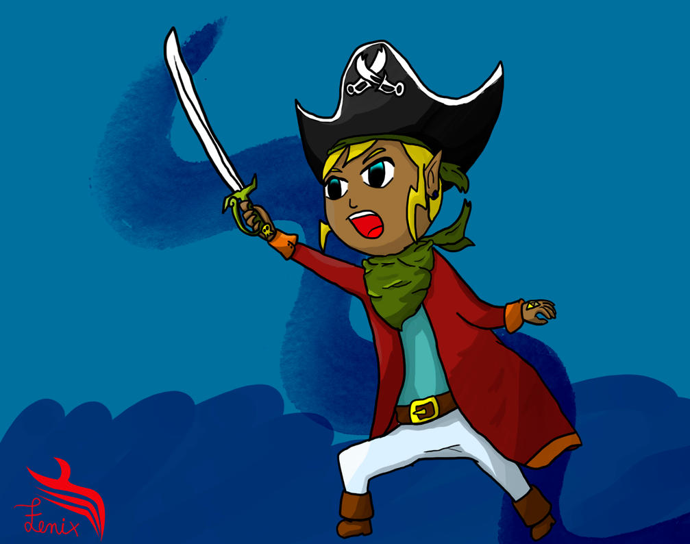 Captain Tetra by fenixcast