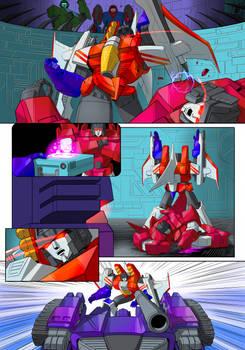 Seeds of Deception: Starscream Page 13