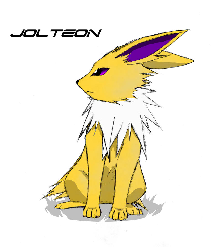 JOLTEON by TheUnlimited