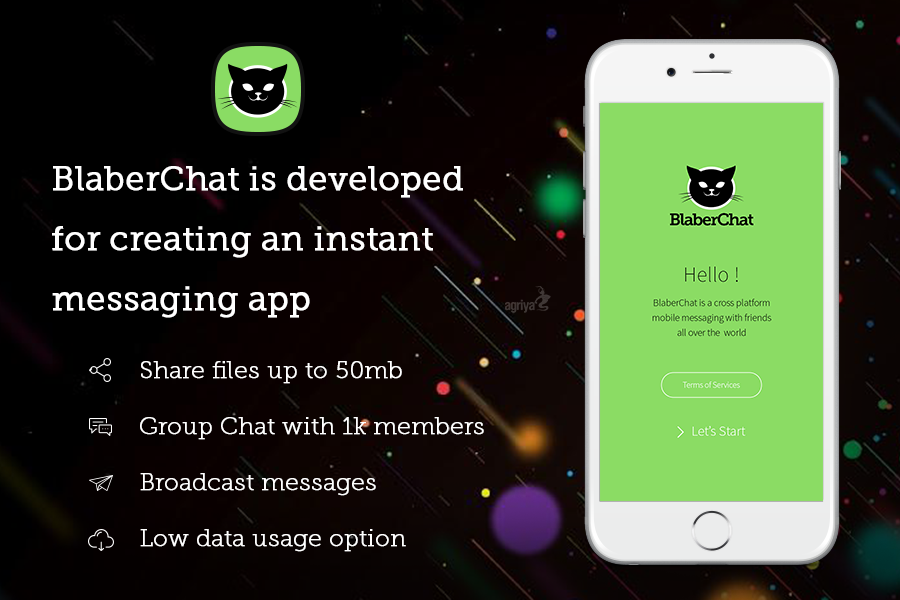 WhatsApp Clone Script to build messaging App by stevenhendricks