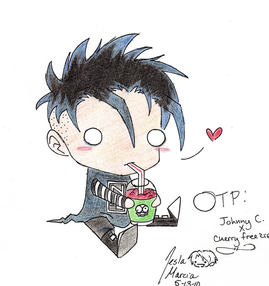 galeria (seh) Johnny_and_his_freezie_OTP_by_TeslaMarcia