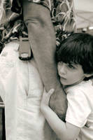 Father and Son by AToxicDelight