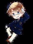 Hetalia World Stars: America by Akiraka-chan