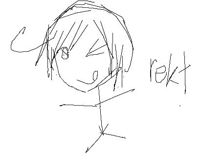 Rekt by Akiraka-chan