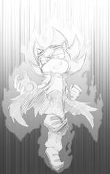 SUPAH SCOURGE - Request for thedarkshadow1990! by Ashidoodle