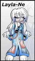 Gift: Layla-Ne 2015 by DragonQuestHero