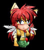Kayla: My Style by DragonQuestHero