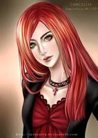Janita-Comm vampSara-Ravenswd by Janjanita