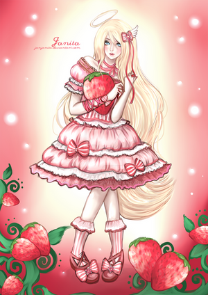 Comm-Berry-Berry by Janjanita